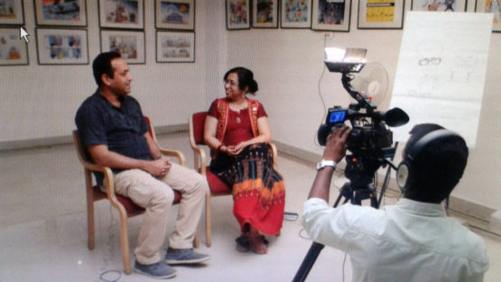 ETV Interview