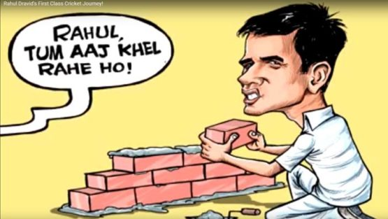 Happy Birthday, Rahul Dravid!